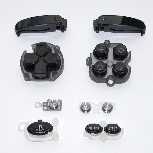 Набор кнопок для всех моделей PS Vita WiFi и 3G - Оригинал