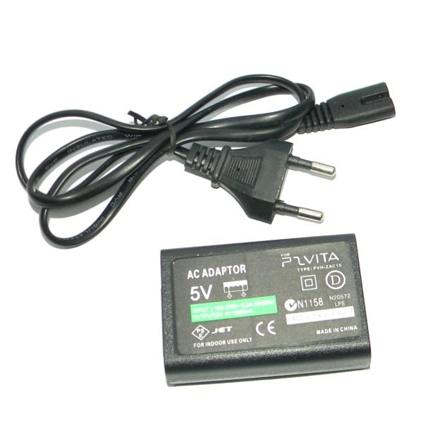 Устройство зарядное для PS Vita pch-1008/ pch-1108/ pch-1104/ pch-1000/ pch-1001/ pch-1004/ pch-1006