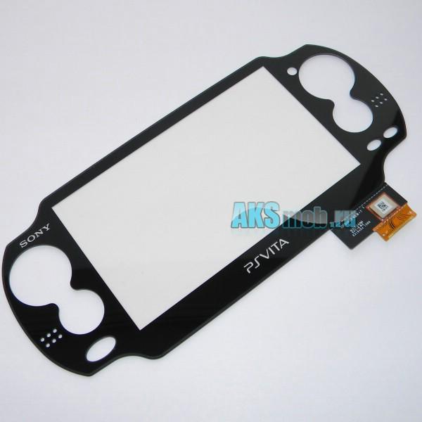 Тачскрин (сенсорное стекло) для PS Vita с лицевой панелью