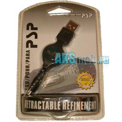 Зарядное устройство для PSP Fat (PSP Slim) от USB порта компьютера