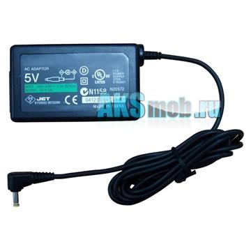 Зарядное устройство для PSP серий 1000/2000/3000 от сети 220в