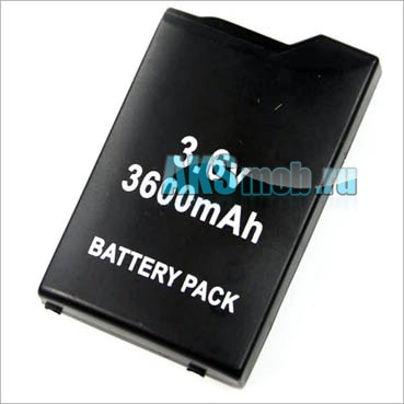 Аккумулятор для PSP 1000 Fat на 3600мА