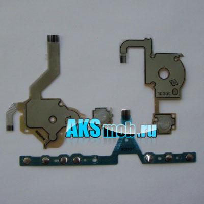 Набор - левая и правая и передняя платы PSP серии 30xx