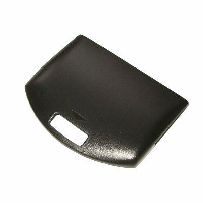 Крышка аккумулятора для PSP Fat серии 1000/1008/1004/1001/1002 - черная