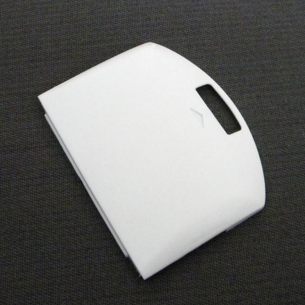 Крышка аккумулятора для PSP Fat серии 1000/1008/1004/1001/1002 - белая