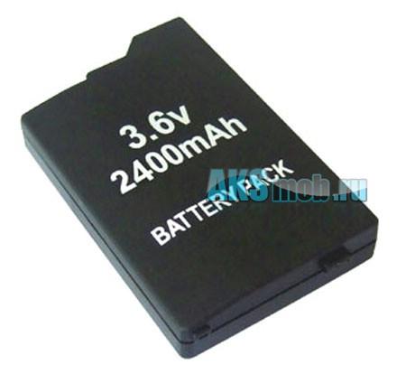 Аккумулятор для PSP 3000-3008 на 1200mAh