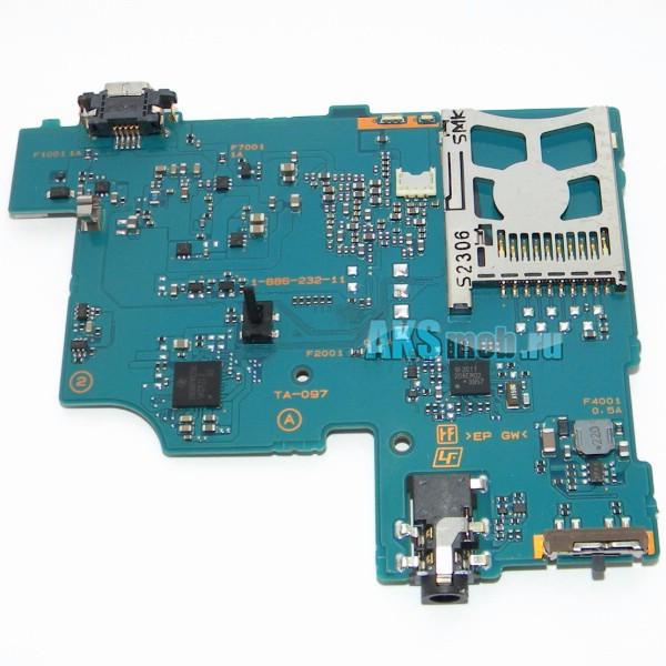 Материнская плата TA-097 для PSP Street E1000/ E1004/ E1008 - Оригинал