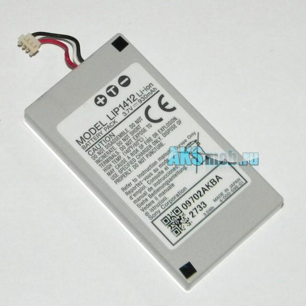 Аккумулятор LIP1412 (АКБ) для Sony PSP Go (N1000, N1001, N1002, N1003, N1004, N1006, N1008) - Оригинал
