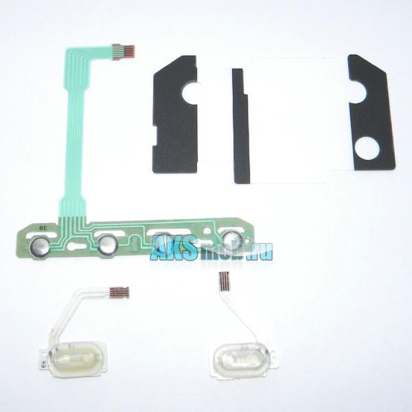 Набор шлейфов для PSP Go (N1000, N1001, N1002, N1004, N1006, N1008) - 4 штуки