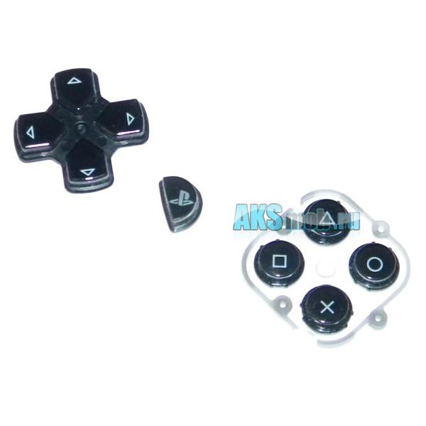 Набор кнопок для Sony PSP Go - 3штуки - Оригинал