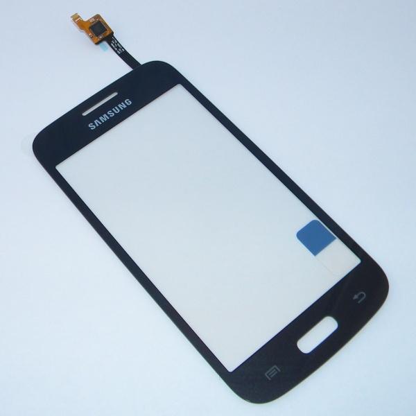 Тачскрин (Сенсорное стекло) для Samsung SM-G350E Galaxy Star Advance - черный