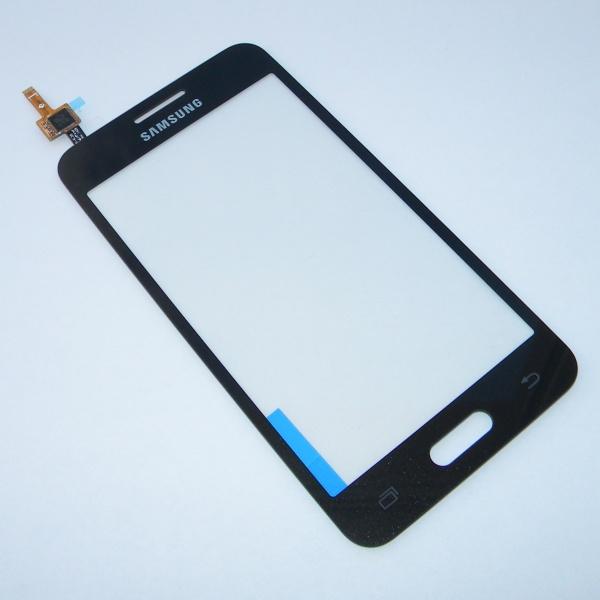 Тачскрин (Сенсорное стекло) для Samsung SM-G355H Galaxy Core 2 Duos - черный