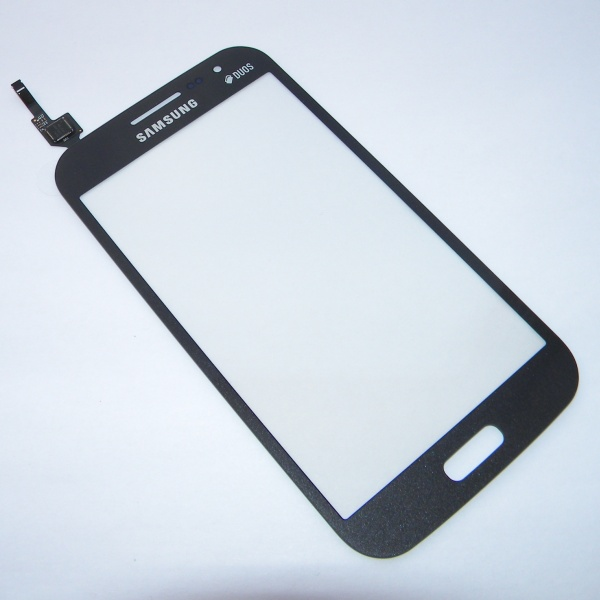 Тачскрин (Сенсорное стекло) для Samsung GT-i8552 Galaxy Win Duos - серый