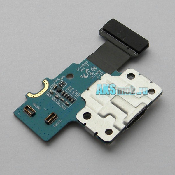 Плата с разъемом зарядки (системный разъем) для Samsung Galaxy Note 8.0 N5100 / N5110 / N5120 - Оригинал