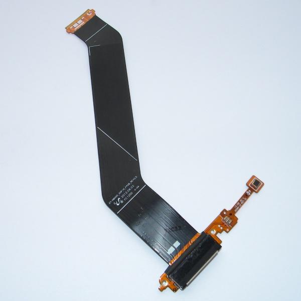 Шлейф с системным разъемом зарядки для Samsung Galaxy Note 10.1 GT-N8000 / GT-N8010 / GT-N8013 - ОРИГИНАЛ
