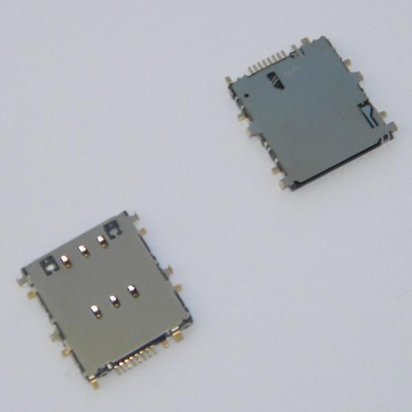 Разъем Sim карты для Samsung Galaxy Tab 3 8.0 SM-T311/SM-T315
