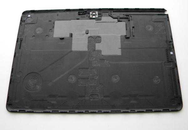 Корпус (задняя крышка) для Samsung Galaxy Note PRO 12.2 SM-P900 - черный
