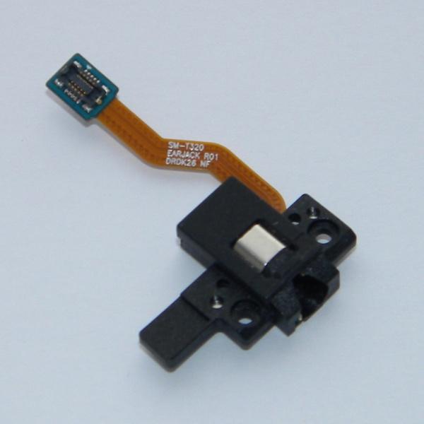 Шлейф с разъемом гарнитуры для Samsung Galaxy Tab Pro 8.4 SM-T320/SM-T321/SM-T325