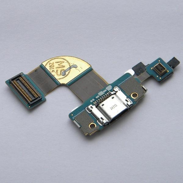 Шлейф с системным разъемом зарядки для Samsung Galaxy Tab Pro 8.4 SM-T321 / SM-T325 - Оригинал