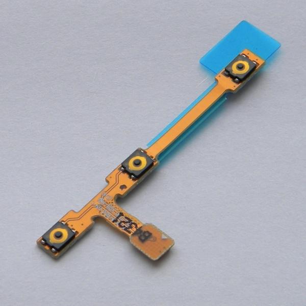 Шлейф на кнопки громкости и включения для Samsung Galaxy Tab 4 10.1 SM-T530 / T531 / T535