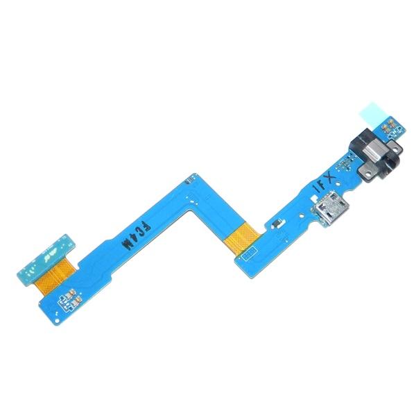 Шлейф с системным разъемом зарядки и гарнитуры для Samsung Galaxy Tab A 9.7 SM-T550 / SM-T555