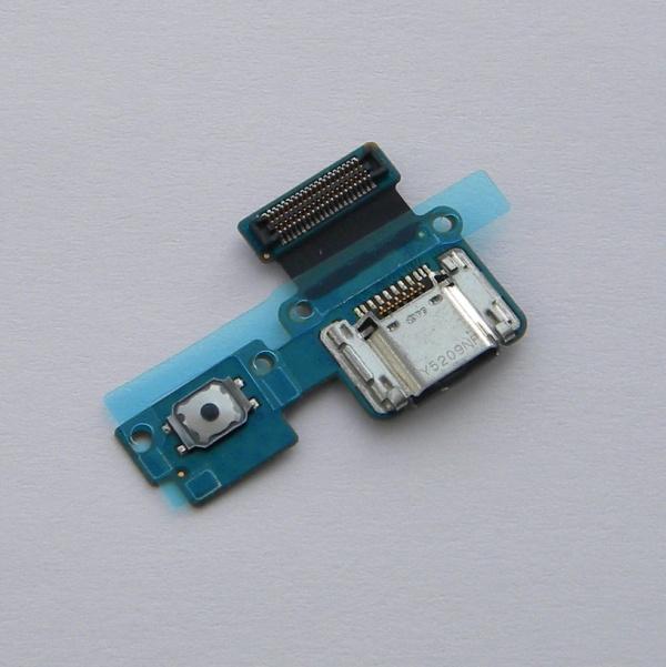 Шлейф с системным разъемом зарядки и кнопкой для Samsung Galaxy Tab S2 8.0 SM-T710