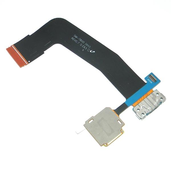 Шлейф с разъемом зарядки и слотом карты памяти для Samsung Galaxy Tab S 10.5 SM-T800 / SM-T801 / SM-T805