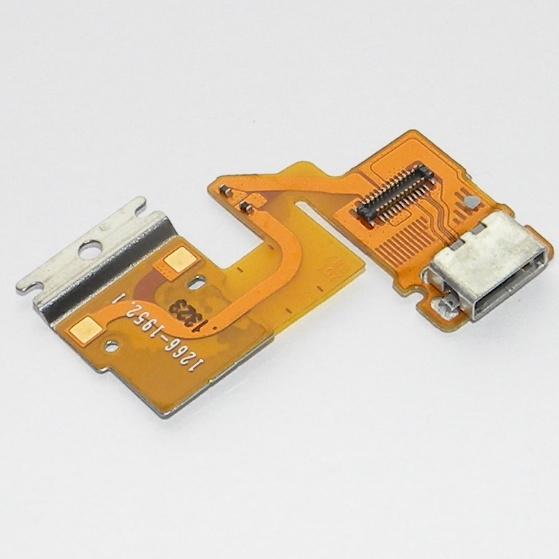 Шлейф с разъемом зарядки для Sony Xperia Tablet Z (SGP311 / SGP312 / SGP321) - оригинал