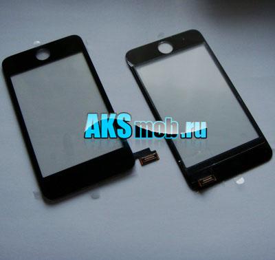 Тачскрин (Сенсорное стекло) для Apple iPod Touch 2g - A1288 - Оригинал