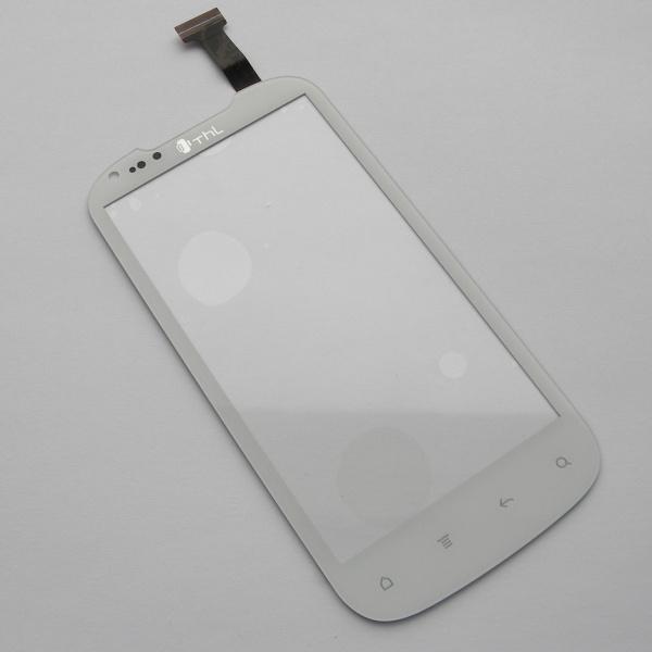 Тачскрин (Сенсорное стекло) для THL V9 - белый - Оригинал