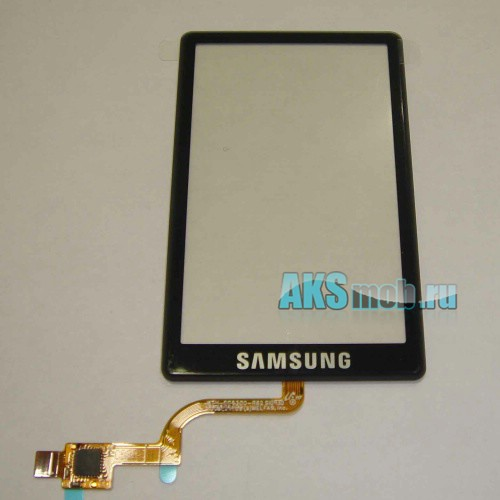 Тачскрин (Сенсорное стекло) Samsung GT-S8300 UltraTOUCH Оригинал