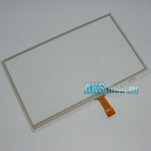 Тачскрин (Сенсорное стекло) для GPS навигатора 4,3 дюйма Тип 10 KLD43A0 (64мм*104мм, диагональ 123мм)