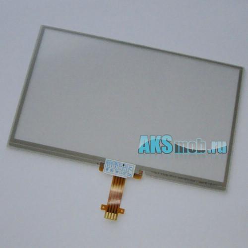 Тачскрин (Сенсорное стекло) для GPS навигатора 4,3 дюйма Тип 13 4WDDA0 (65мм*105мм, диагональ 123мм)