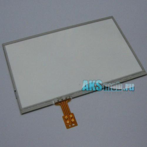 Тачскрин (Сенсорное стекло) для GPS навигатора 4,3 дюйма Тип 14 4WDCI (65мм*100мм, диагональ 120мм)