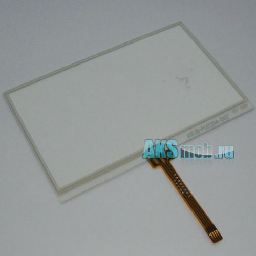 Тачскрин (Сенсорное стекло) для GPS навигатора 4,3 дюйма Тип 9 A302 (66мм*103мм, диагональ 122мм)