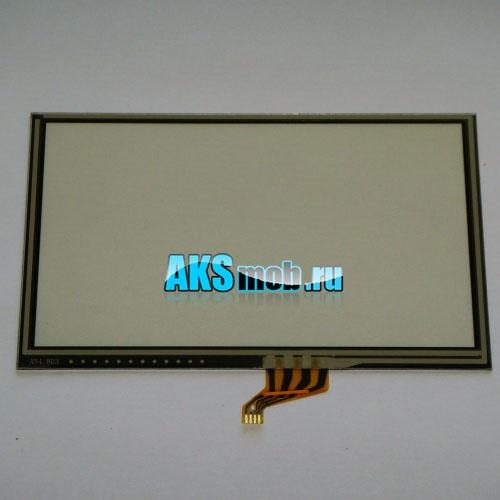 Тачскрин (Сенсорное стекло) для GPS Универсальный 4,7 дюйма (69мм*114мм, диагональ 133мм)