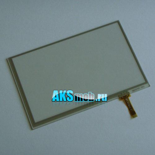 Тачскрин (Сенсорное стекло) для GPS Универсальный 5 дюймов тип 2 (76мм*117мм, диагональ 140мм)