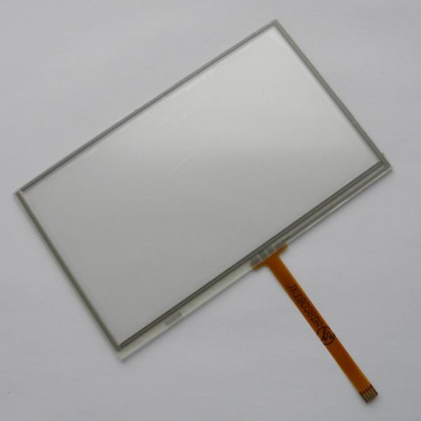 Тачскрин (Сенсорное стекло) для GPS навигаторов Explay 5 дюймов