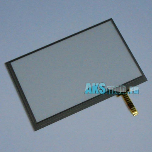 Тачскрин (Сенсорное стекло) для GPS навигатора 5 дюймов тип 7 (77мм*118мм, диагональ 140мм)