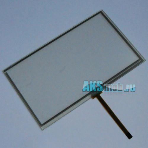 Тачскрин (Сенсорное стекло) для GPS навигатора 6 - 6,5 дюймов тип 3 (90мм*150мм, диагональ 175мм)