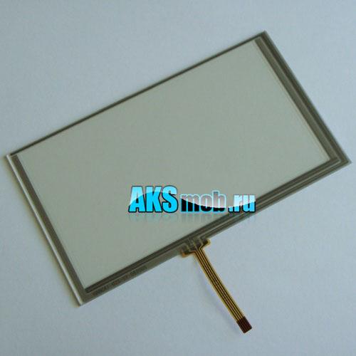 Тачскрин (Сенсорное стекло) для GPS Универсальный 6,3 дюймов тип3 (88мм*154мм, диагональ 178мм)