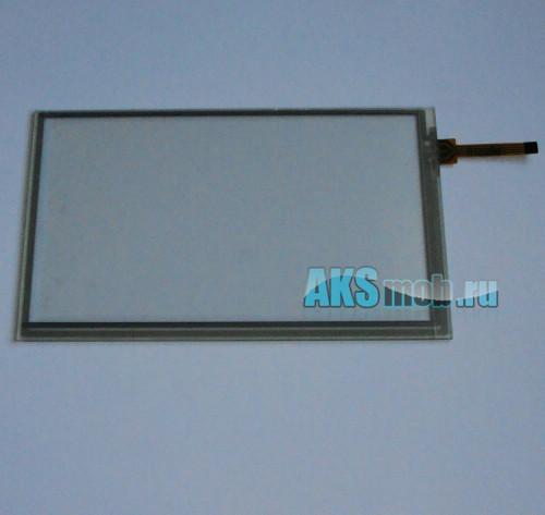 Тачскрин (Сенсорное стекло) для автомагнитолы 6,3 дюймов тип 7 (93мм*155мм, диагональ 180мм)