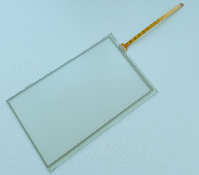 Тачскрин (Сенсорное стекло) для автомагнитолы 7 дюймов тип 6 (102мм*164мм, диагональ 193мм)