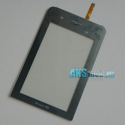 Тачскрин (Сенсорное стекло) для Philips Xenium K600 Оригинал