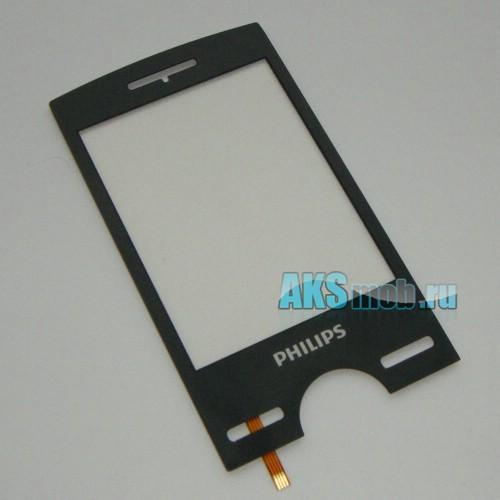 Тачскрин (Сенсорное стекло) для Philips Xenium X516