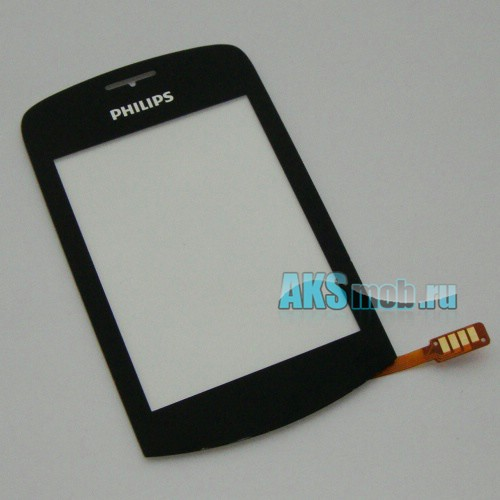 Тачскрин (Сенсорное стекло) для Philips Xenium X518
