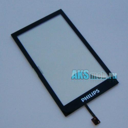 Тачскрин (Сенсорное стекло) для Philips Xenium X525