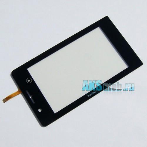 Тачскрин (Сенсорное стекло) для Philips Xenium X703