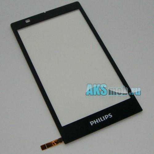 Тачскрин (Сенсорное стекло) для Philips Xenium X809