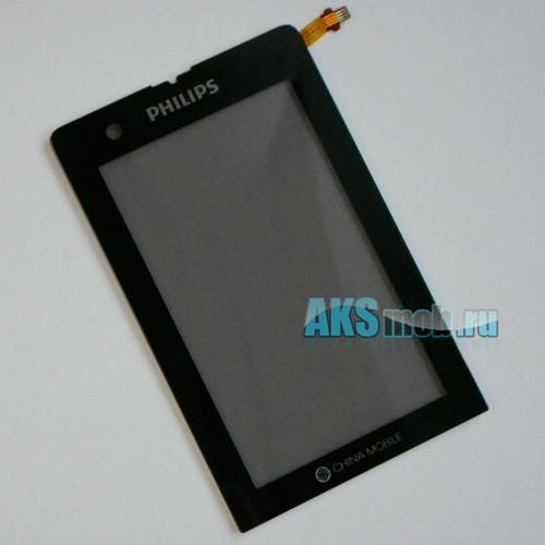 Тачскрин (Сенсорное стекло) для Philips Xenium X810 Оригинал